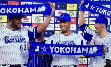 横浜、連夜の劇的サヨナラ勝利! 九回2死からロペスが同点弾&梶谷がV打