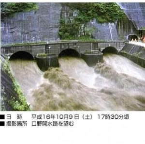 狩野川放水路